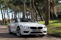 USED 2013 63 BMW Z4 2.0 Z4 SDRIVE18I M SPORT ROADSTER AUTO