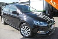 USED 2015 64 VOLKSWAGEN POLO 1.0 SE 5d 60 BHP VIEW AND RESERVE ONLINE OR CALL 01527-853940 FOR MORE INFO.