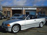 1997 BMW 3 SERIES 1.8 318I 2d AUTO 113 BHP £1995.00