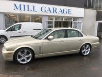 2009 JAGUAR XJ 2.7 V6 SOVEREIGN 4d AUTO 204 BHP £10500.00