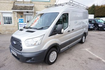 2014 FORD TRANSIT 310 FWD 2.2 TDCI 125 MWB M/ROOF TREND ( AIR CON ) £8989.00