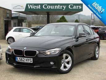 2012 BMW 3 SERIES 2.0 320D EFFICIENTDYNAMICS 4d 161 BHP