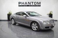 2005 BENTLEY CONTINENTAL GT 6.0 GT 2dr £25990.00