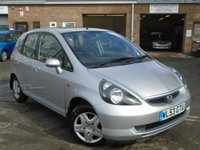 USED 2003 53 HONDA JAZZ 1.3 DSI SE 5d AUTO 82 BHP LOW MILEAGE + MOT OCTOBER 2018