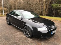 USED 2004 04 AUDI A6 4.2 RS6 QUATTRO 4d  6 MONTHS PARTS+ LABOUR WARRANTY+AA COVER