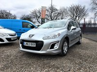 2013 PEUGEOT 308 1.6 HDI SW ACCESS 5d  £SOLD