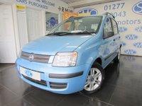 2006 FIAT PANDA 1.2 ELEGANZA 5d 59 BHP £1895.00
