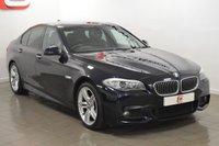 2011 BMW 5 SERIES 3.0 530D M SPORT 4d AUTO 242 BHP £13995.00