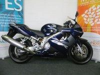 2003 HONDA CBR 599cc CBR 600 F2  £2990.00