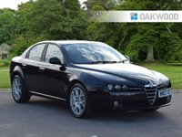 USED 2007 07 ALFA ROMEO 159 3.2 JTS LUSSO V6 Q4 4d 260 BHP