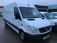 2012 MERCEDES-BENZ SPRINTER}