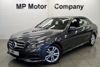 2013 MERCEDES-BENZ E CLASS 2.1 E220 CDI SE 4d 168 BHP £13995.00