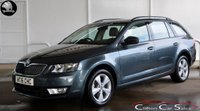 USED 2016 16 SKODA OCTAVIA 2.0TDi SE L 5 DOOR ESTATE 6-SPEED 148 BHP Finance? No deposit required and decision in minutes.