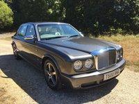 2008 BENTLEY ARNAGE 6.8 T 4d AUTO 501 BHP £44790.00