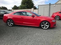 USED 2010 AUDI A5 2.0 TDI S LINE SPECIAL EDITION 2d 168 BHP