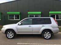 USED 2006 06 NISSAN X-TRAIL 2.2 dci AVENTURA station wagon