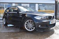 USED 2009 59 BMW 1 SERIES 2.0 118D M SPORT 3d 141 BHP THE CAR FINANCE SPECIALIST