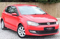 USED 2011 11 VOLKSWAGEN POLO 1.4 MATCH 5d 83 BHP 1 LADY OWNER FROM NEW
