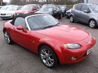 2005 MAZDA MX-5 2.0 LAUNCH EDITION 2d 160 BHP £5000.00