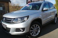 2011 VOLKSWAGEN TIGUAN 2.0 SE TDI BLUEMOTION TECHNOLOGY 4MOTION 5d 138 BHP £11290.00