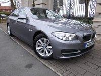 2015 BMW 5 SERIES 2.0 520D SE 4d AUTO 188 BHP £16495.00