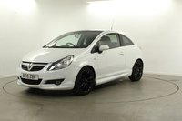 2010 VAUXHALL CORSA 1.2 LIMITED EDITION 3d 83 BHP £4794.00