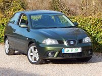 USED 2007 57 SEAT IBIZA 1.4 SPORT 16V 3d 85 BHP FINANCE AVAILABLE, SERVICE HISTORY, NEW MOT, LOW MILEAGE