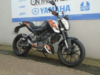 USED 2013 63 KTM 125 DUKE  **HPI CLEAR**
