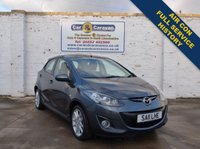 USED 2011 11 MAZDA 2 1.5 SPORT 5d 101 BHP Full Service History Air Con 0% Deposit Finance Available