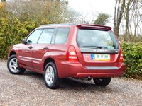 USED 2003 53 SUBARU FORESTER 2.0 XT TURBO 5d 177 BHP SERVICE HISTORY, LOW MILEAGE