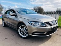 2015 VOLKSWAGEN CC 2.0 TDI BLUEMOTION TECHNOLOGY DSG 4d 138 BHP £13000.00