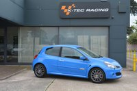 USED 2006 56 RENAULT CLIO 2.0 RENAULTSPORT 197 3d 195 BHP FRNECH RACNG BLUE, FULL SERVICE HISTORY, JUST HAD SERVICE & CAMBELT CHANGE