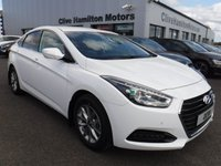USED 2018 67 HYUNDAI I40 1.7 CRDI SE NAV BUSINESS BLUE DRIVE 4d 114 BHP