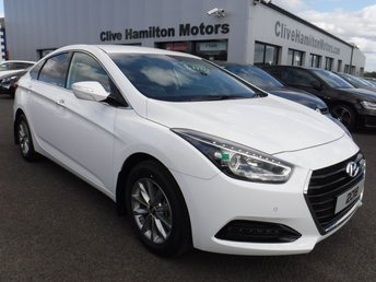 2018 HYUNDAI I40 1.7 CRDI SE NAV BUSINESS BLUE DRIVE 4d 114 BHP £SOLD