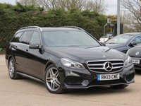 USED 2013 13 MERCEDES-BENZ E CLASS 3.0 E350 BLUETEC AMG SPORT 5d 249 BHP SATELLITE NAVIGATION, REVERSING CAMERA + LEATHER