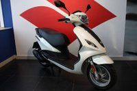 USED 2016 16 PIAGGIO FLY 50 ***VERY LOW MILEAGE***
