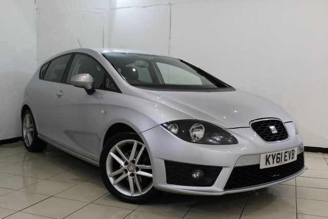 View our 2011 61 SEAT LEON 2.0 CR TDI FR 5DR 140 BHP