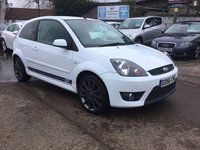 USED 2006 56 FORD FIESTA 2.0 ST 16V 3d 148 BHP MUST BE ONE OF THE EXAMPLES AROUND BY FAR