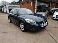 USED 2011 11 VOLVO C30 2.0 ES 3d 143 BHP FULL HISTORY,TWO KEYS