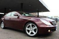 2007 MERCEDES-BENZ CLS CLASS 3.0 CLS320 CDI 4d AUTO 222 BHP £6990.00