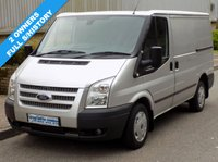 2012 FORD TRANSIT TREND 2.2 FWD 260 SWB LOW ROOF 100 BHP £5995.00