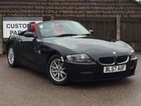2007 BMW Z4 2.5 Z4 SE ROADSTER 2d 175 BHP £7495.00