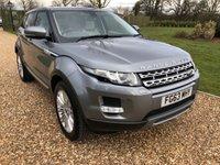 2013 LAND ROVER RANGE ROVER EVOQUE 2.2 SD4 PRESTIGE 5d AUTO 190 BHP £22000.00