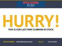 USED 2016 16 MINI CLUBMAN 1.5 COOPER 5d 134 BHP 64.2 MPG EXTRA - BLUETOOTH INTERFACE