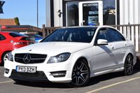 USED 2013 MERCEDES-BENZ C CLASS 2.1 C250 CDI BLUEEFFICIENCY AMG SPORT PLUS 4d AUTO 202 BHP FANTASTIC CONDITION VEHICLE, SUPERB AMOUNT OF FEATURES, CONVERTIBLE WITH GLASS ROOF
