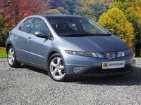 2009 HONDA CIVIC 2.2 I-CTDI ES 140 BHP PANORAMIC GLASS ROOF £3450.00