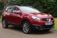 2012 NISSAN QASHQAI 1.6 TEKNA 5d AUTO 117 BHP £9295.00