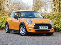 2016 MINI HATCH ONE