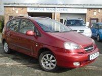 2007 CHEVROLET TACUMA 1.6 SX 5d 106 BHP £995.00