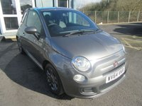 USED 2015 64 FIAT 500 1.2 S 3d 69 BHP Stunning Fiat 500S. FFSH. Low miles. Finance me today.